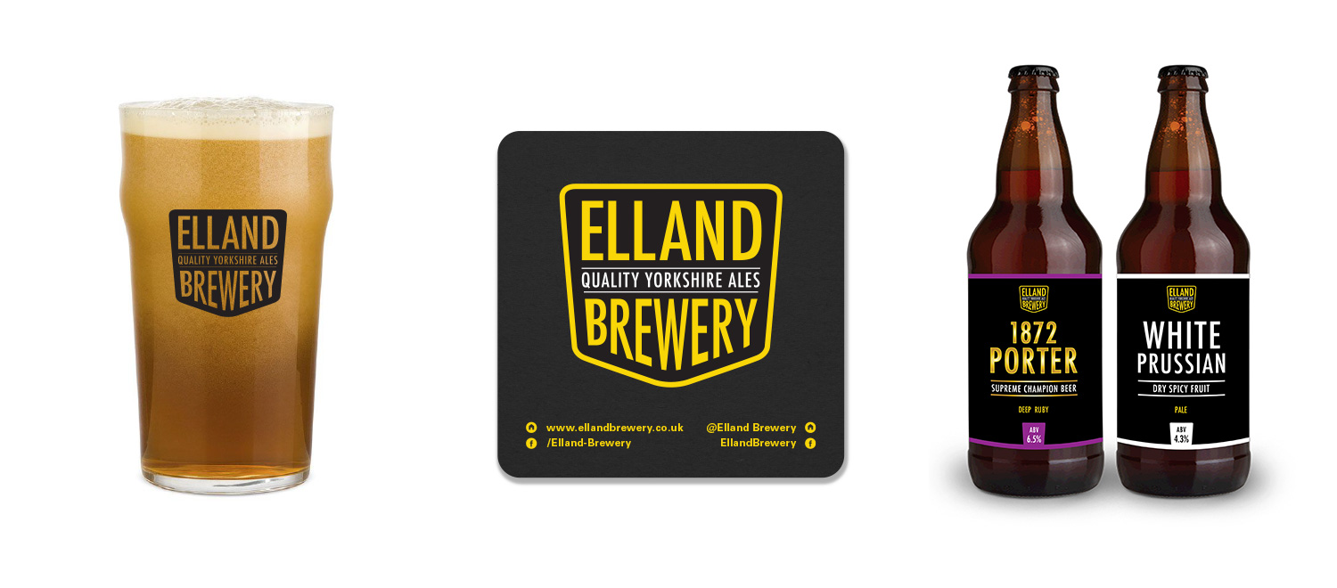 Pint Beer Mat and Bottle