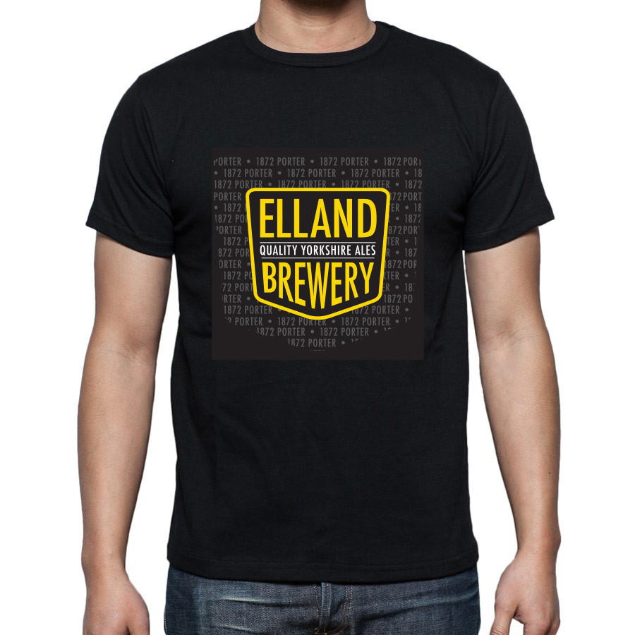 Elland Brewery T-Shirt Mockup