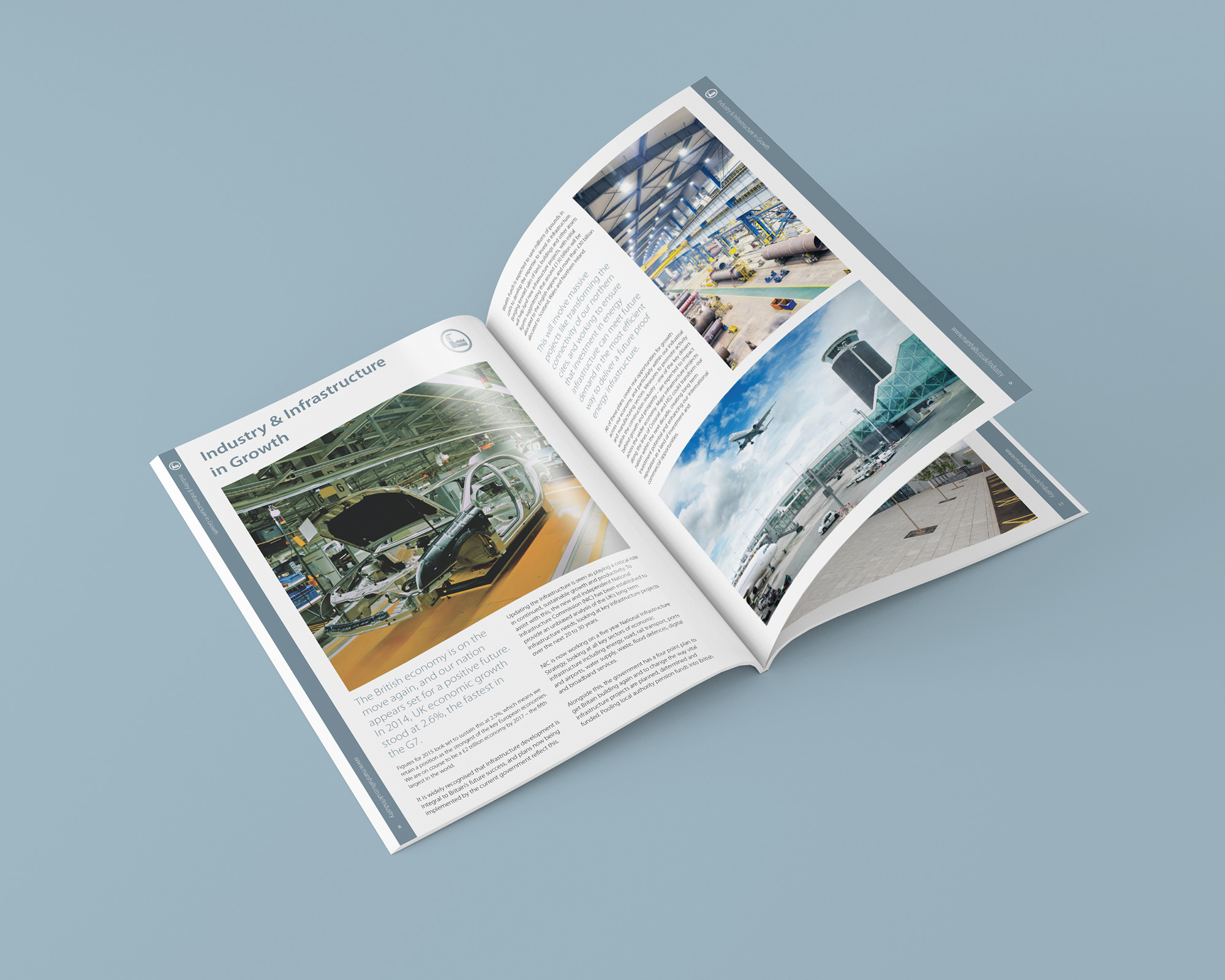 Industry Scapes Brochure Open