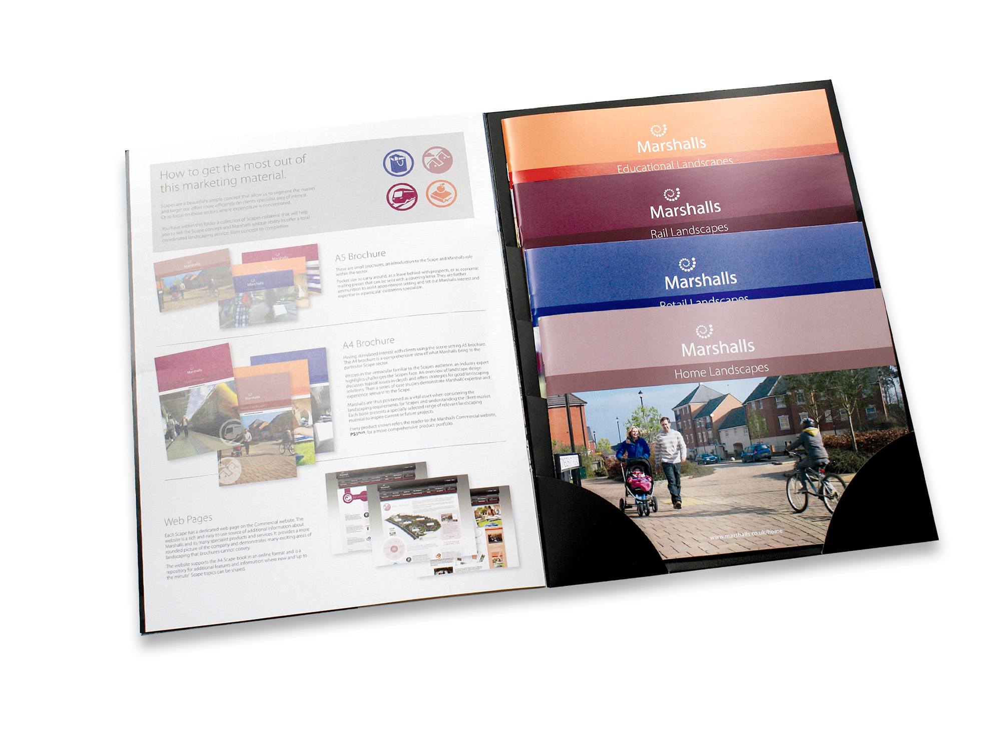 Marshalls Scapes Booklets