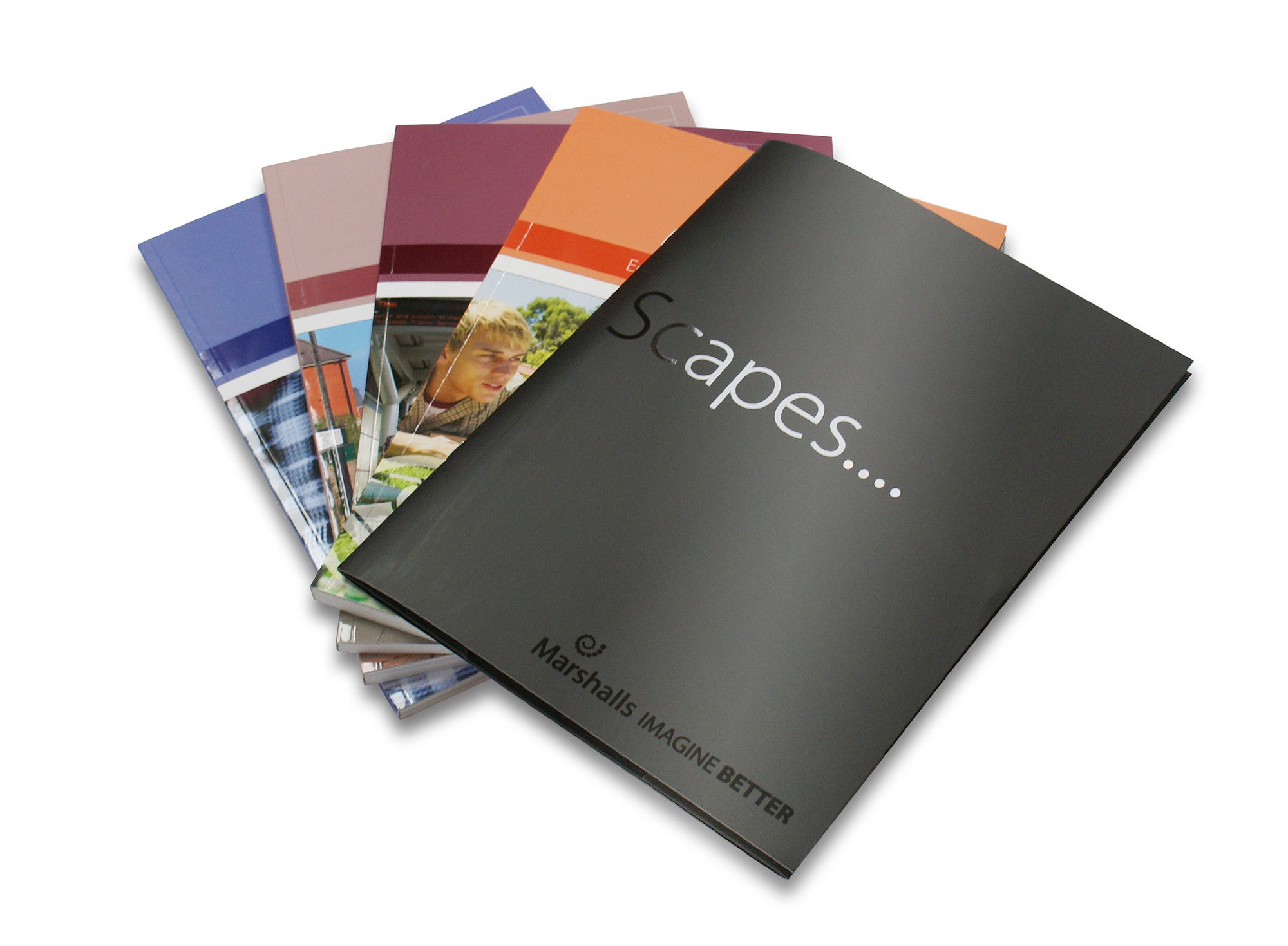 Scapes Brochures
