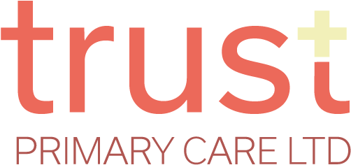 Trust Primary Care [logo]